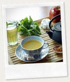 cha de hortela thumb Vai um chazinho? Descubra para que serve cada tipo de chá.