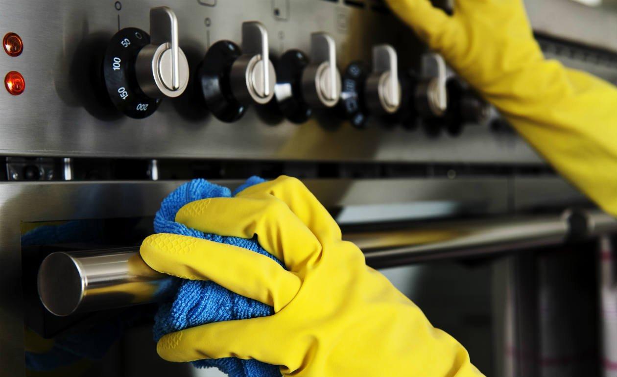 10 dicas de limpeza para sua cozinha