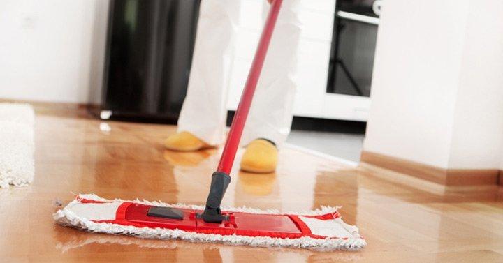 Otimize seu tempo na hora de limpar a casa