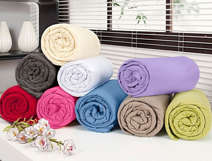 Aprenda a comprar lençol