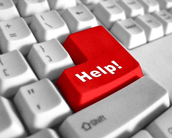 Precisa de ajuda? Conte com a gente!