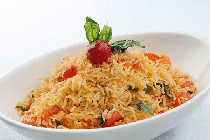 Receitas de arroz