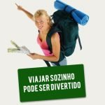 Viajar sozinho não é problema: se divirta em sua companhia e a de outros solteiros