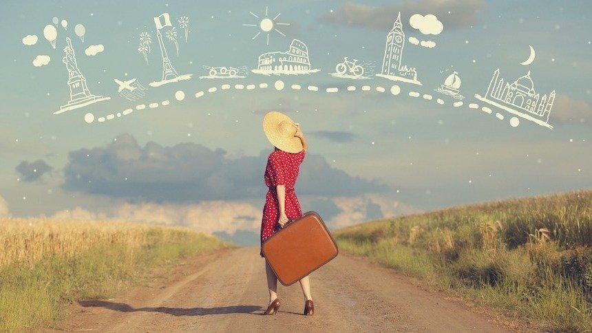 Viajar sozinho não é problema com planejamento