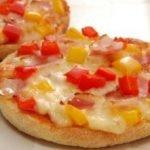 minipizza 150x150 Casca de pão de forma: o que fazer com ela?