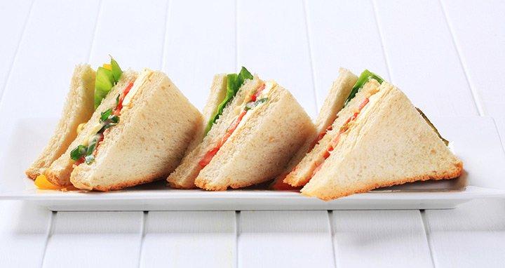 Sanduíche natural: saudável e saboroso