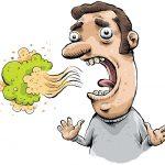 Saúde: como curar o mau hálito e o chulé
