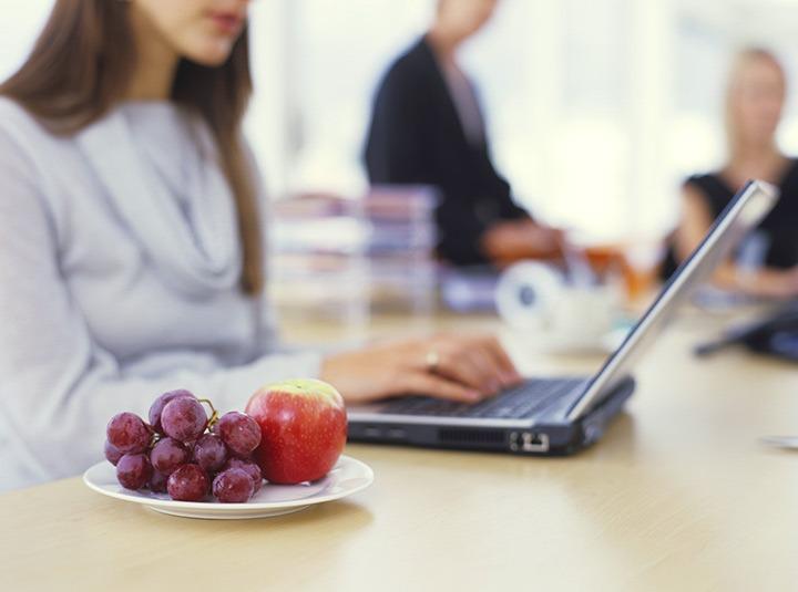 Lanches saudáveis para comer no trabalho!