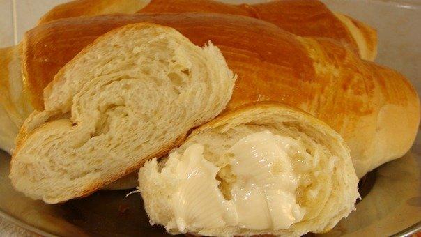 Receita de pão caseiro da vovó