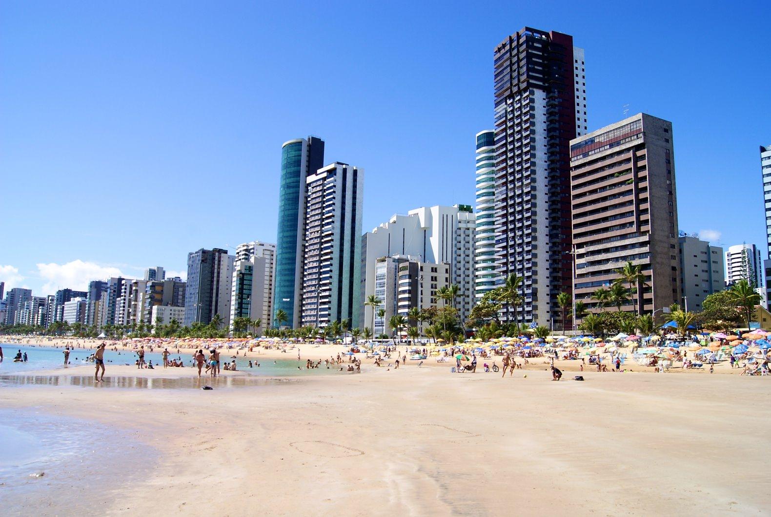 Praia Boa Viagem, Recife