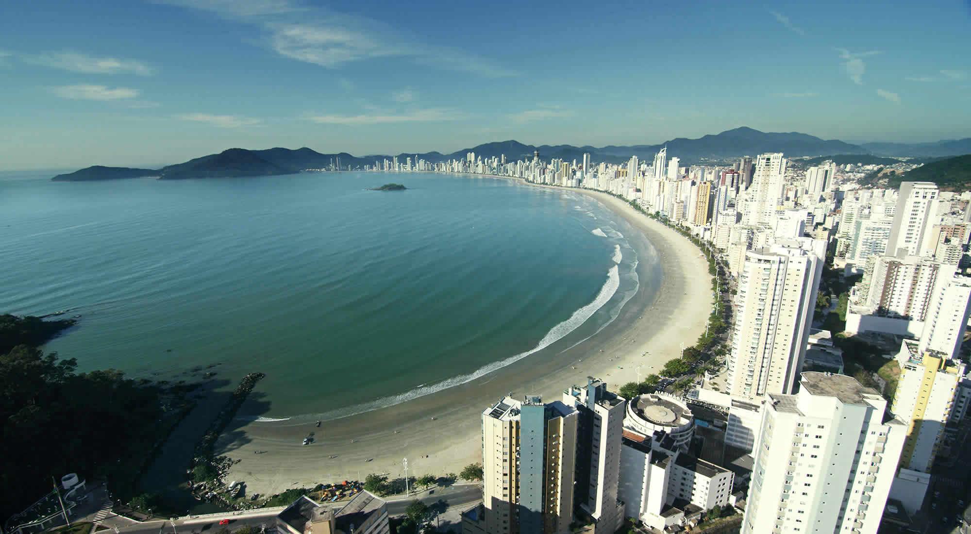 Praia Camboriú, Santa Catarina
