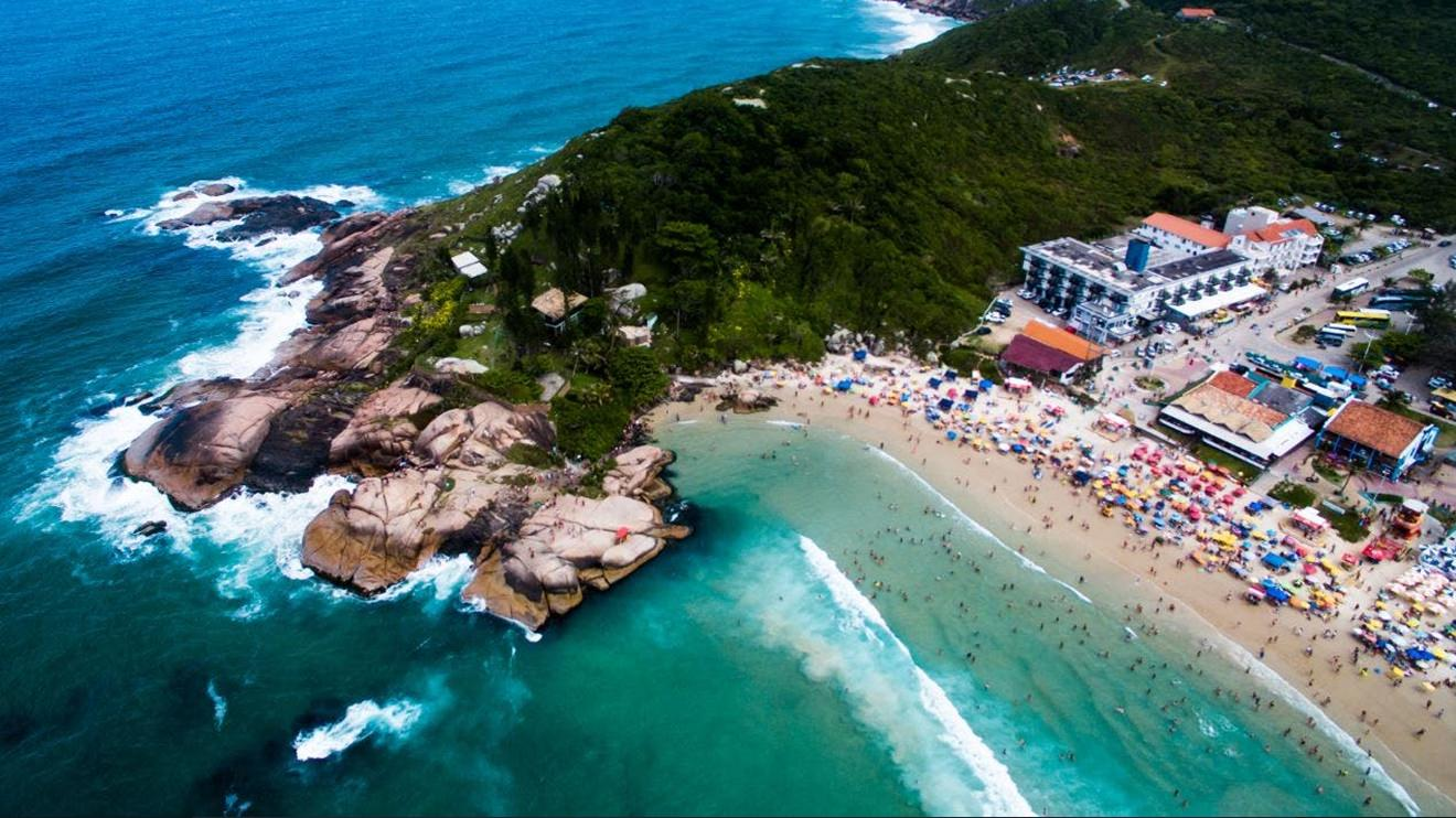 Praia Joaquina, Florianópolis, Santa Catarina
