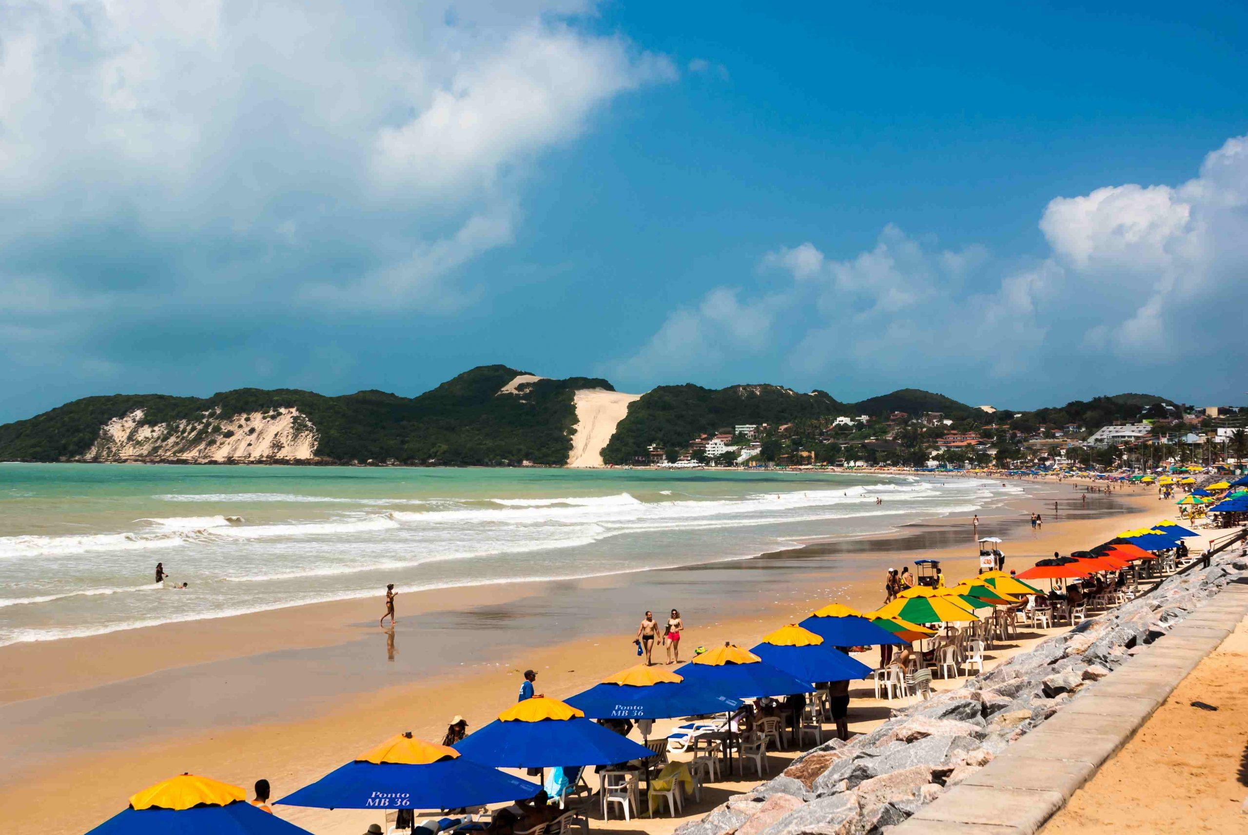 Praia Ponta Negra, Natal, Rio Grande do Norte
