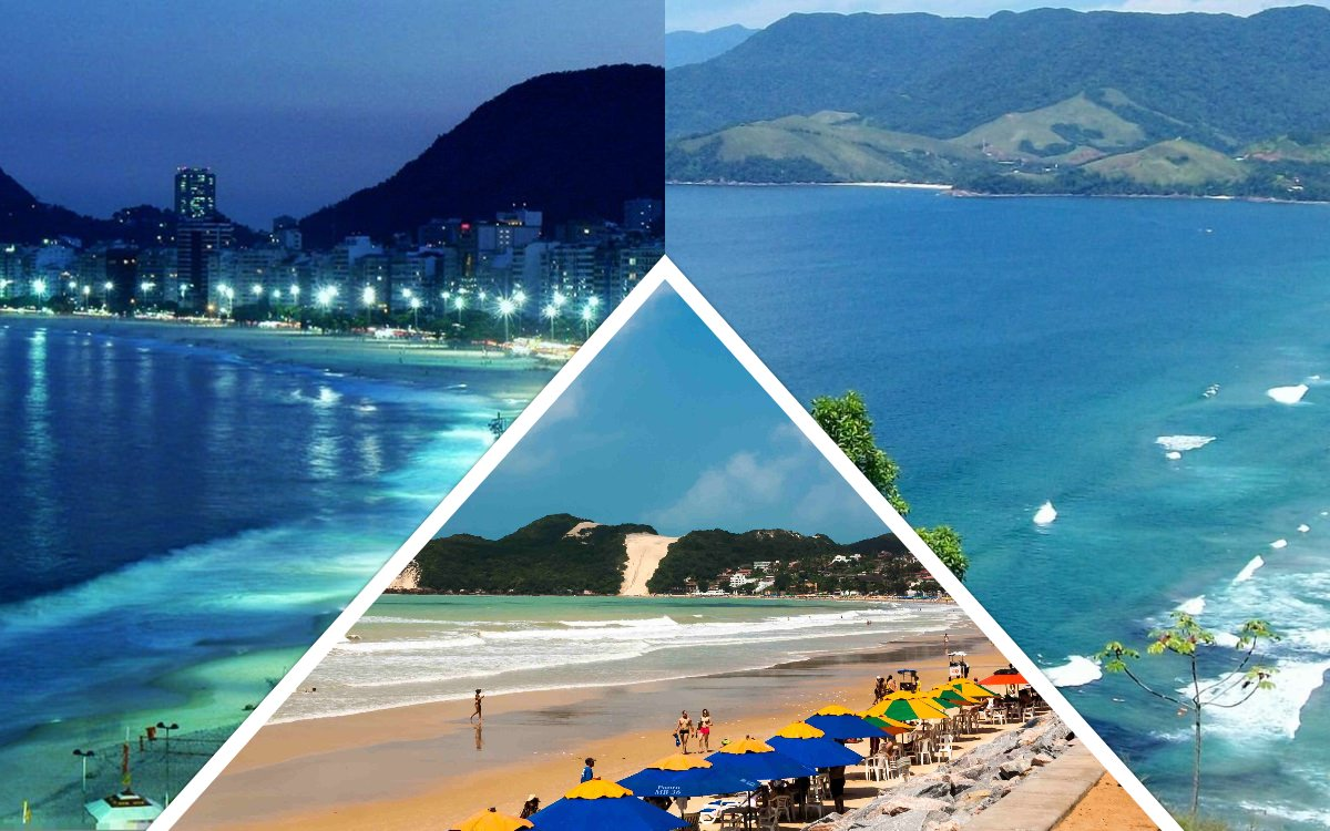 As 9 praias mais badaladas do Brasil para os solteiros