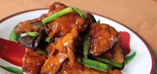 sweet-sour-black-fungus-soy-meat1