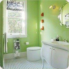 banheiro arrumado