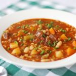 Como preparar uma deliciosa sopa de legumes com carne