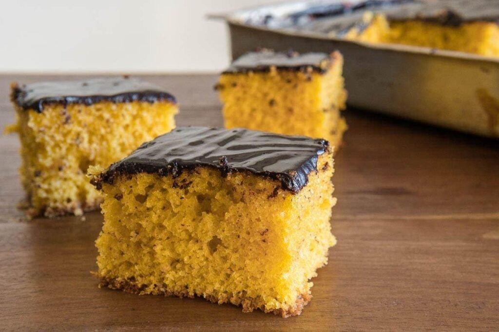 Aprenda como fazer um bolo de bolo! 3