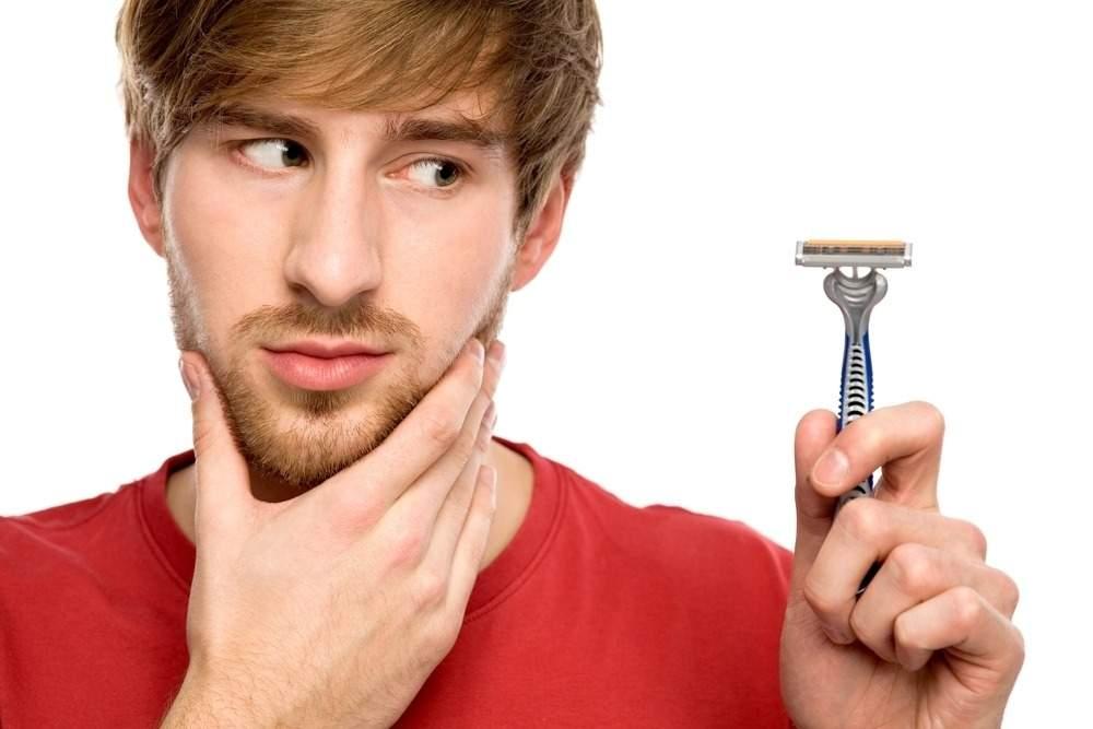 Como se barbear