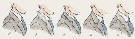 colarinho thumb Não sabe como comprar um terno? O Guia dos Solteiros vai te ensinar!