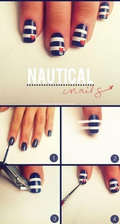 tutorial thumb Guia das Solteiras: 2 tutoriais para fazer unhas decoradas