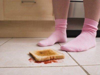 A fome e a regra dos 5 segundos