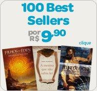 Guia dos Solteiros recomenda: 100 livros best sellers por apenas R$9,90 cada!