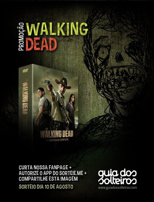 Promoção Walking Dead!