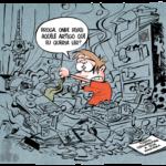 Como evitar a bagunça morando sozinho? É possível?