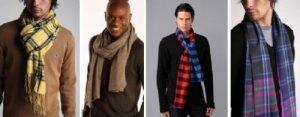 Cachecol masculino - veja como usar de forma elegante e onde comprar mais barato! 5