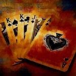 Dê adeus ao stress jogando poker!