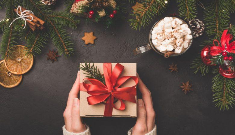 Presente para o amigo no Natal