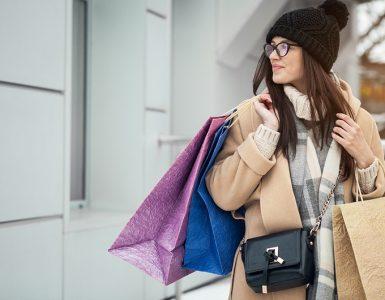economizar comprar roupas