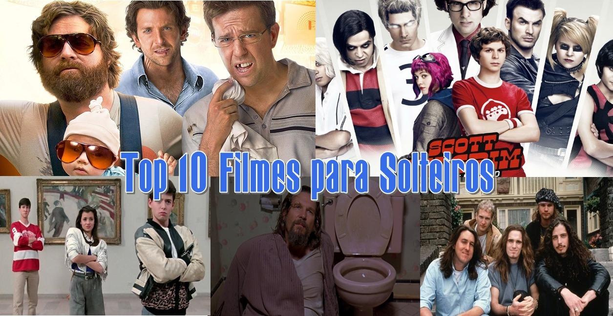 Top 10 Filmes para Solteiros