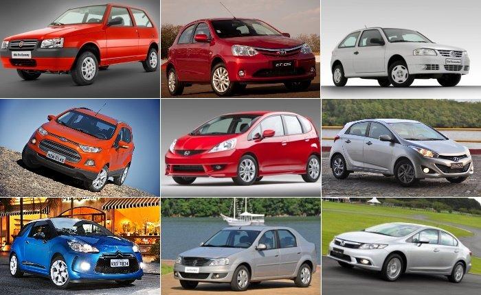 escolher carro