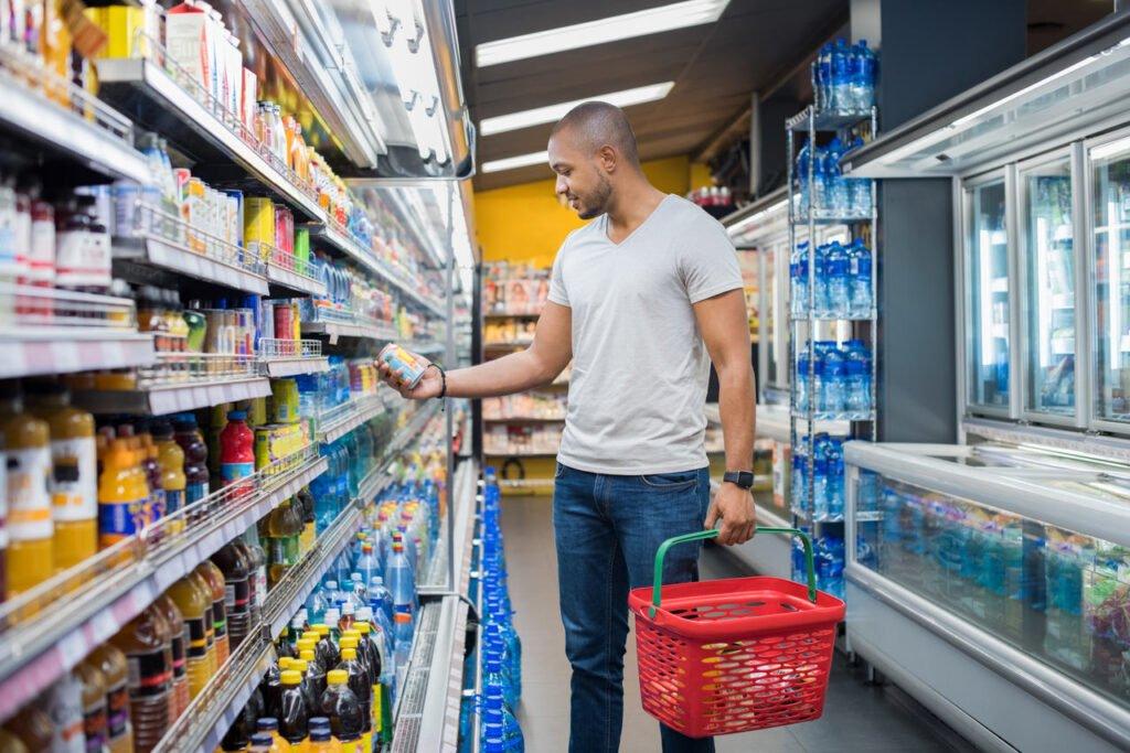 6 dicas de como ser saudável ao fazer supermercado 6