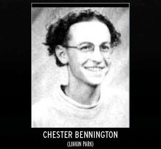 Chester Benington (Linkin Park)