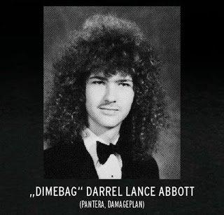 """Dimebag"" Darrel Lance Abbott (Pantera)"