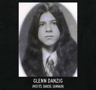 Glenn Danzig (Misfits, entre outras)