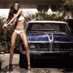 Como lavar o carro sem estragar a pintura