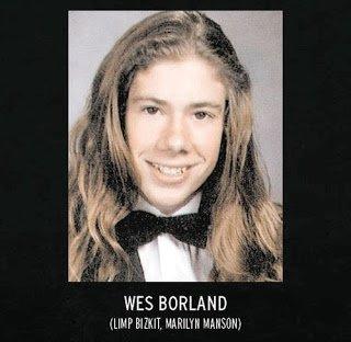Wes Borland (Limp Bizkit)