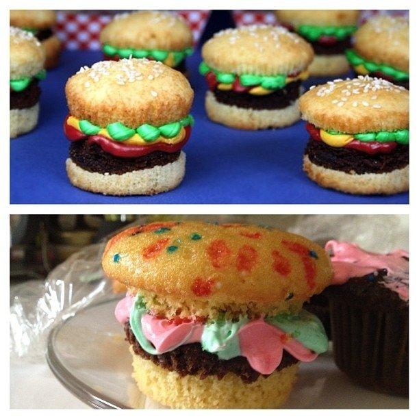 17_cupcake_hamburguer