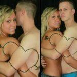 Tatuagens de casal altamente arrependíveis – parte 1