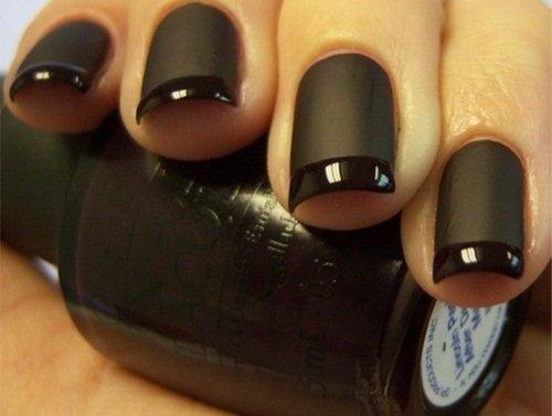unha black