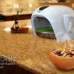 Atenderam nossas preces: estudante cria prato comestível, chega de lavar vasilha!