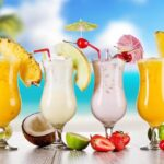 Receitas de drinks sem álcool
