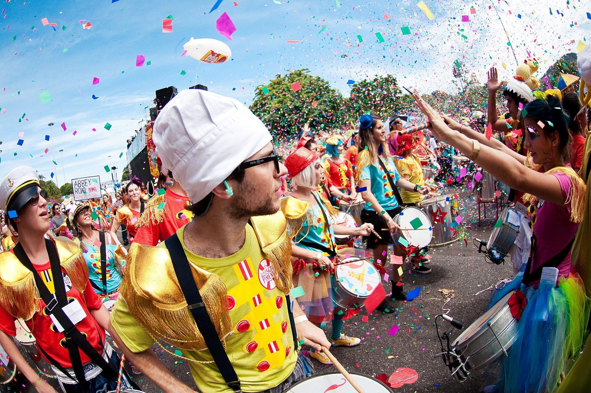 Como curtir o carnaval com segurança