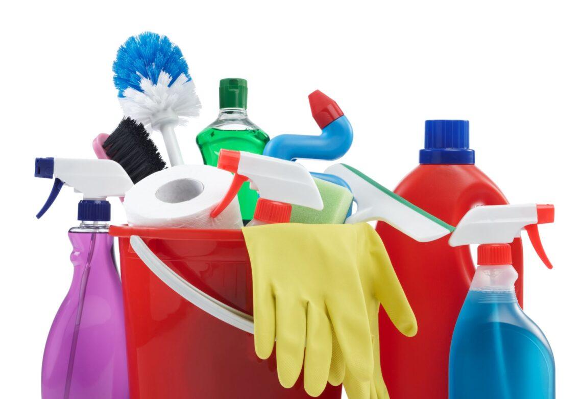 Produtos de limpeza: quais, onde e como usar?