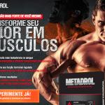 Metadrol: suplemento incrível pra ter força muscular!