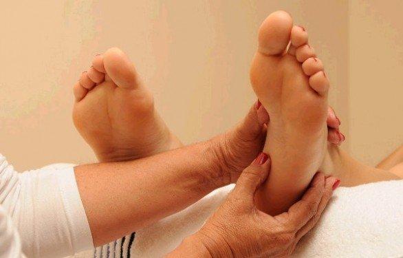 cuidados pés